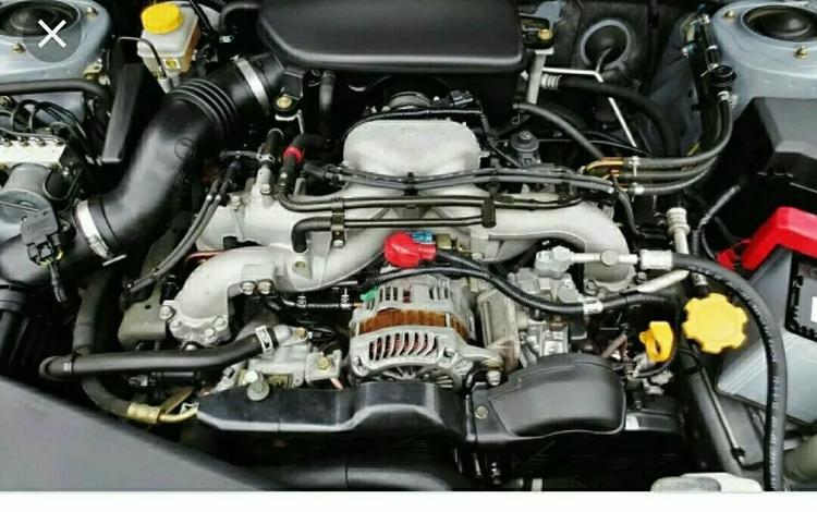 Привозные двигателя на Subaru Impreza за 200 000 тг. в Алматы