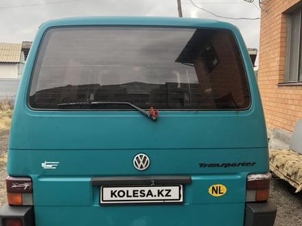 Volkswagen Transporter 1992 года за 1 850 000 тг. в Нур-Султан (Астана) – фото 5