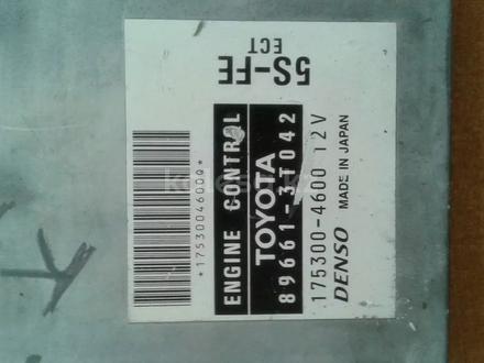 Компьютер ЭБУ (блок управления) на TOYOTA CAMRY 20 №89661-3T042 за 35 000 тг. в Нур-Султан (Астана) – фото 2