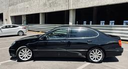 Lexus GS 300 1998 года за 4 300 000 тг. в Алматы – фото 2