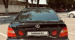 Lexus GS 300 1998 года за 4 300 000 тг. в Алматы – фото 4