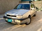 Volkswagen Golf 1992 года за 1 400 000 тг. в Сарыагаш – фото 3