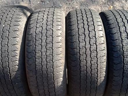 Комплект шин 265/65/17 Bridgestone за 45 000 тг. в Алматы – фото 5