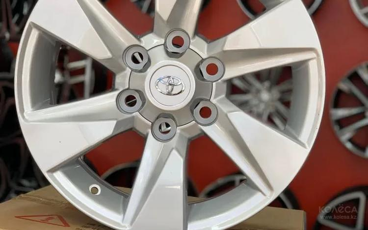 R17/6*139.7 Toyota Land Cruiser Prado за 140 000 тг. в Алматы