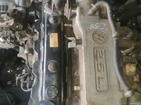 Контрактный двигатель на Фольксваген Т4 об 2.5 бензин за 300 000 тг. в Нур-Султан (Астана)