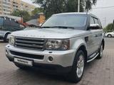 Land Rover Range Rover Sport 2005 года за 4 900 000 тг. в Алматы