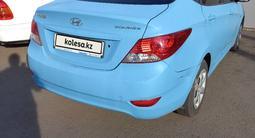 Hyundai Solaris 2012 года за 2 200 000 тг. в Кокшетау – фото 2