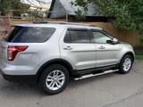 Ford Explorer 2013 года за 11 900 000 тг. в Алматы – фото 2