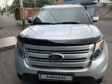 Ford Explorer 2013 года за 11 900 000 тг. в Алматы – фото 4
