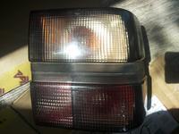 Задний угловой фонарь Hella Black ауди 100 с3, V8 за 35 000 тг. в Талдыкорган