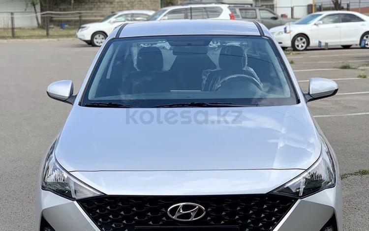 Hyundai Accent 2021 года за 8 150 000 тг. в Шымкент