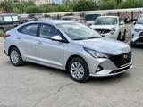 Hyundai Accent 2021 года за 8 150 000 тг. в Шымкент – фото 2