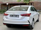 Hyundai Accent 2021 года за 8 150 000 тг. в Шымкент – фото 3