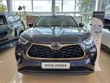 Toyota Highlander Luxe 2021 года за 33 370 000 тг. в Костанай – фото 2