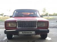 ВАЗ (Lada) 2107 2000 года за 400 000 тг. в Шымкент