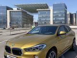 BMW X2 2019 года за 13 700 000 тг. в Алматы