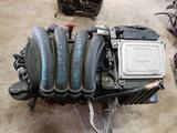 Контрактный двигатель Mercedes A-class B-class с гарантией! за 200 000 тг. в Нур-Султан (Астана) – фото 2