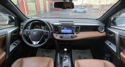 Toyota RAV 4 2019 года за 15 000 000 тг. в Тараз – фото 4