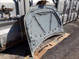 Капот (рестайлинг) на VW Polo 09 - 17 гг за 888 тг. в Караганда – фото 5
