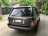 Land Rover Range Rover 2002 года за 3 300 000 тг. в Алматы – фото 2