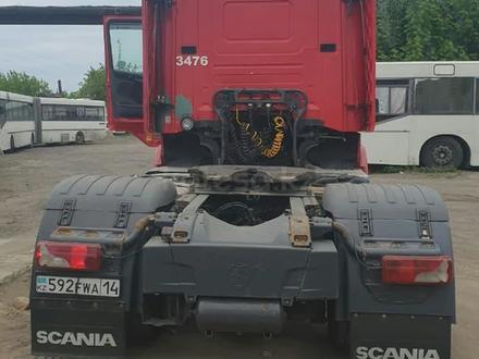 Scania  R 380, G 420, МЕХАНИКИ + реф шмитц 2012 года за 19 200 000 тг. в Павлодар – фото 4