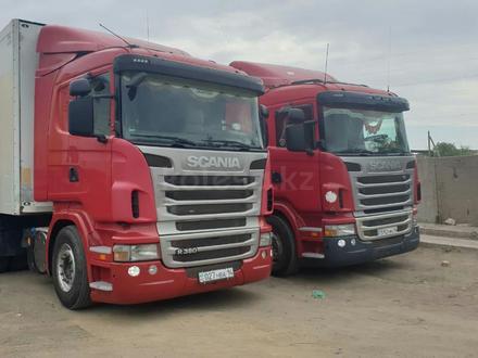 Scania  R 380, G 420, МЕХАНИКИ + реф шмитц 2012 года за 19 200 000 тг. в Павлодар – фото 6