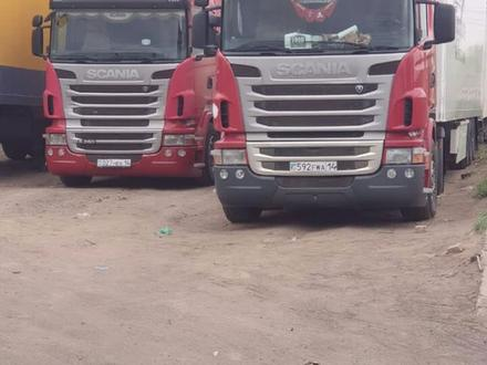 Scania  R 380, G 420, МЕХАНИКИ + реф шмитц 2012 года за 19 200 000 тг. в Павлодар – фото 7
