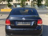 Volkswagen Polo 2014 года за 3 720 000 тг. в Шымкент – фото 4