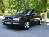 Volkswagen Golf 1993 года за 1 450 000 тг. в Тараз