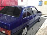 ВАЗ (Lada) 21099 (седан) 2003 года за 700 000 тг. в Актобе – фото 5
