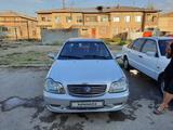 Geely CK 2015 года за 1 350 000 тг. в Кызылорда – фото 3