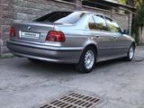 BMW 523 1996 года за 2 500 000 тг. в Алматы – фото 5