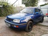 Volkswagen Golf 1992 года за 1 300 000 тг. в Алматы