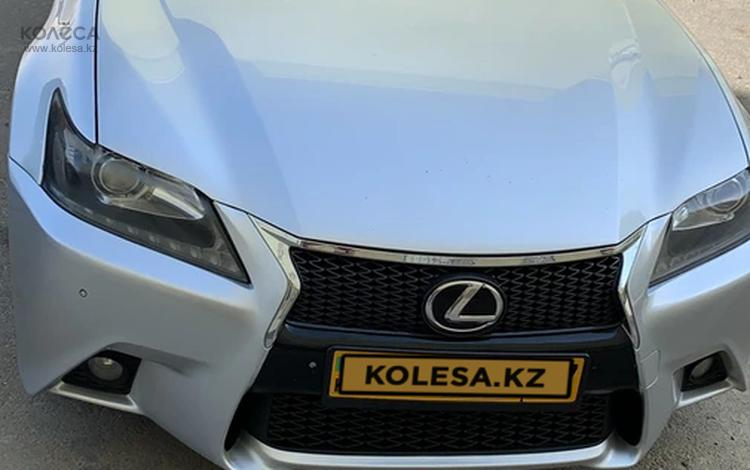 Lexus GS 350 2014 года за 9 000 000 тг. в Актау