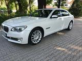 BMW 740 2014 года за 14 800 000 тг. в Алматы