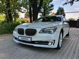 BMW 740 2014 года за 14 800 000 тг. в Алматы – фото 3