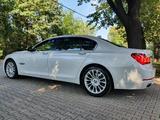 BMW 740 2014 года за 14 800 000 тг. в Алматы – фото 5