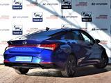 Hyundai Elantra 2021 года за 11 590 000 тг. в Алматы – фото 5