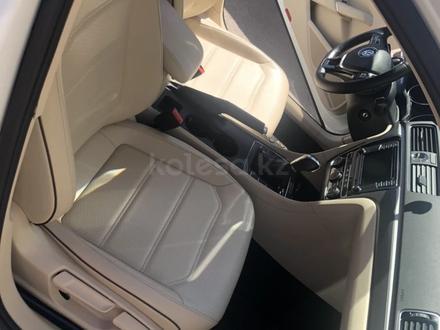 Volkswagen Passat 2017 года за 6 900 000 тг. в Алматы – фото 9