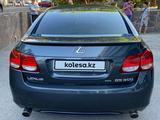 Lexus GS 300 2006 года за 5 400 000 тг. в Алматы – фото 4