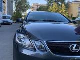 Lexus GS 300 2006 года за 5 400 000 тг. в Алматы – фото 5