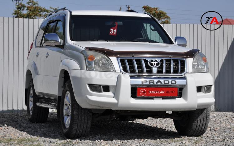 Toyota Land Cruiser Prado 2007 года за 7 650 000 тг. в Шымкент