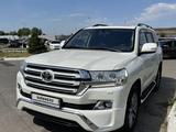 Toyota Land Cruiser 2016 года за 33 500 000 тг. в Алматы – фото 2