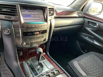 Lexus LX 570 2011 года за 18 000 000 тг. в Семей – фото 16