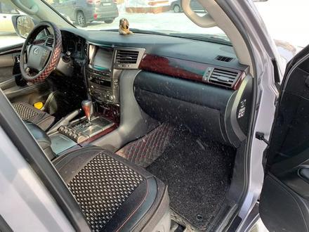 Lexus LX 570 2011 года за 18 000 000 тг. в Семей – фото 7