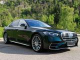Mercedes-Benz S 500 2021 года за 105 000 000 тг. в Алматы – фото 2
