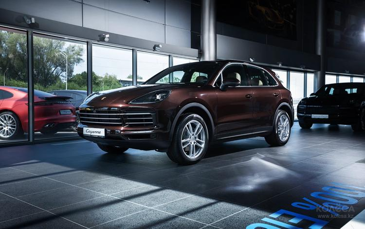 Porsche Cayenne V6 2021 года за 46 725 000 тг. в Алматы