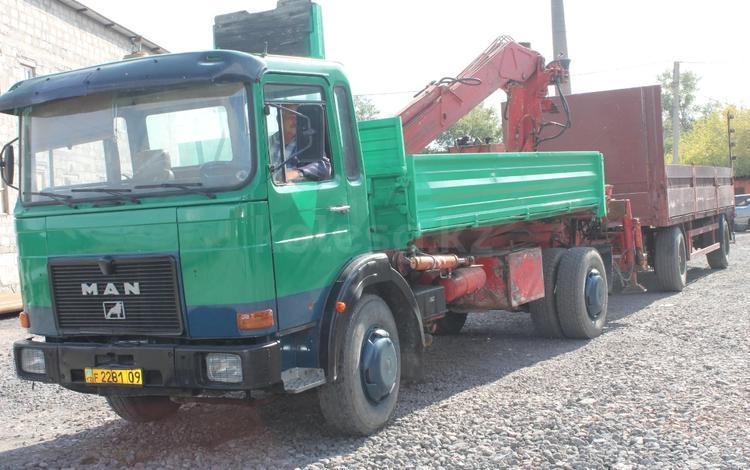 MAN 1985 года за 12 000 000 тг. в Темиртау