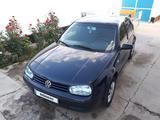 Volkswagen Golf 2001 года за 1 700 000 тг. в Туркестан – фото 5