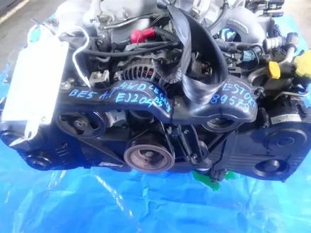 Двигатель Subaru Legacy за 190 930 тг. в Алматы – фото 4